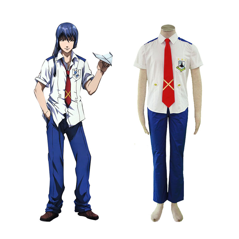 Macross F Alto Saotome 1 Anime Cosplay Costumes Outfit
