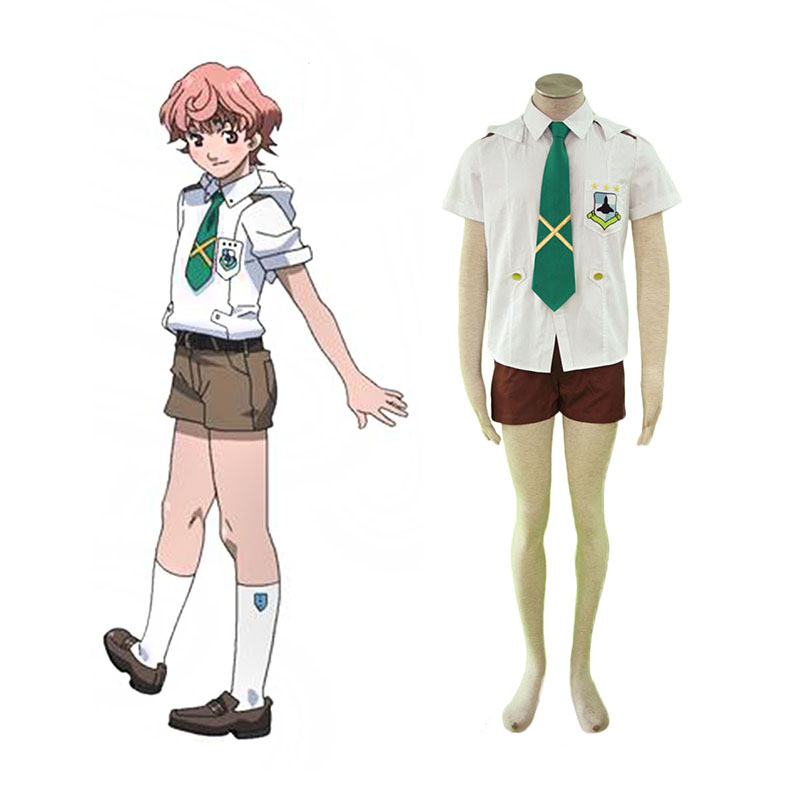 Macross F Luca Angelloni 1 Anime Cosplay Costumes Outfit