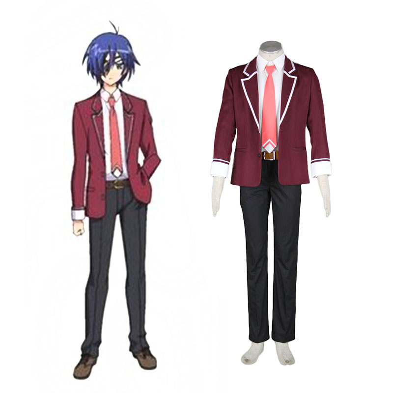11eyes: Tsumi to Batsu to Aganai no Shōjo Kakeru Satsuki Anime Cosplay Costumes Outfit