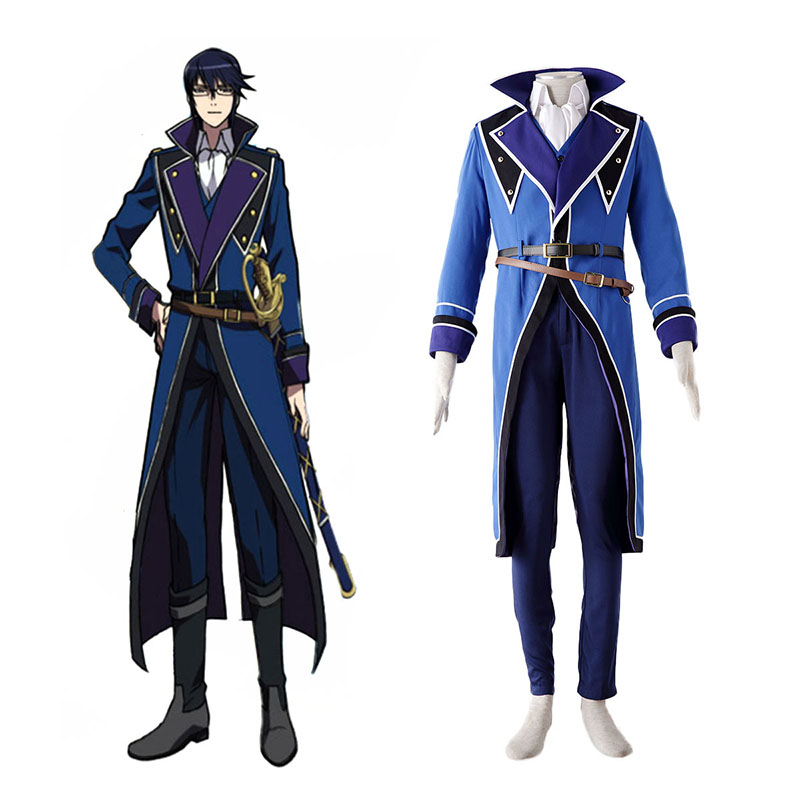 K Munakata Reisi 1 Anime Cosplay Costumes Outfit