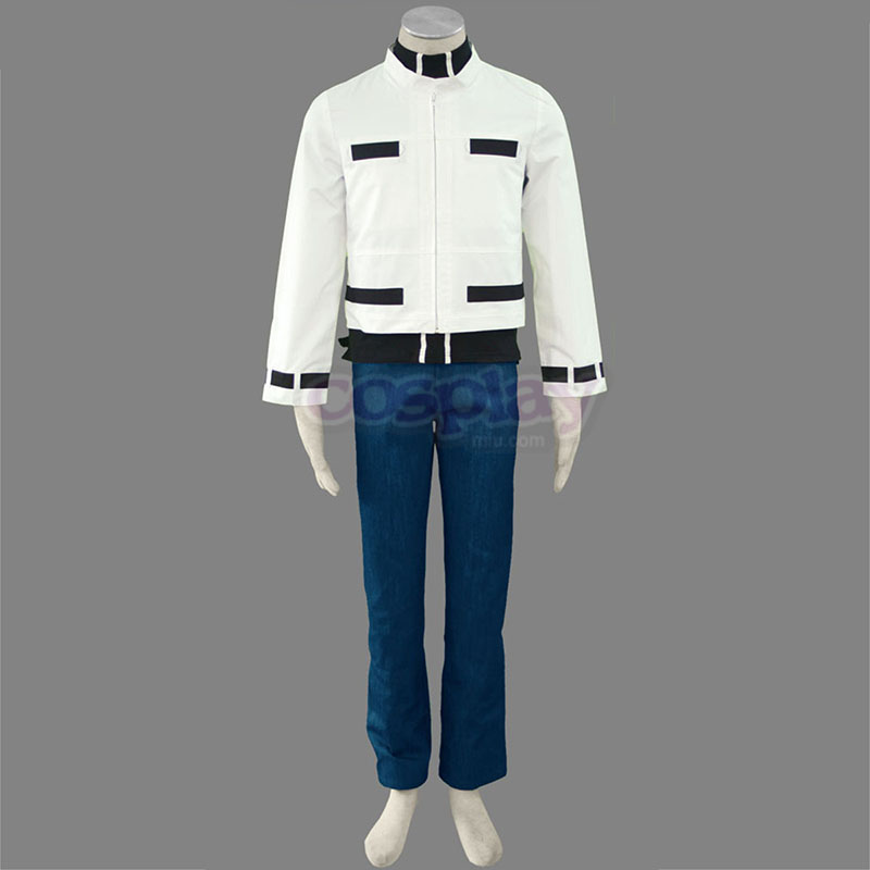 The King Of Fighters Kyo Kusanagi Anime Cosplay Costumes Outfit