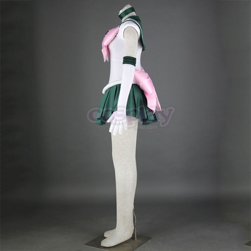 Sailor Moon Kino Makoto 1 Anime Cosplay Costumes Outfit