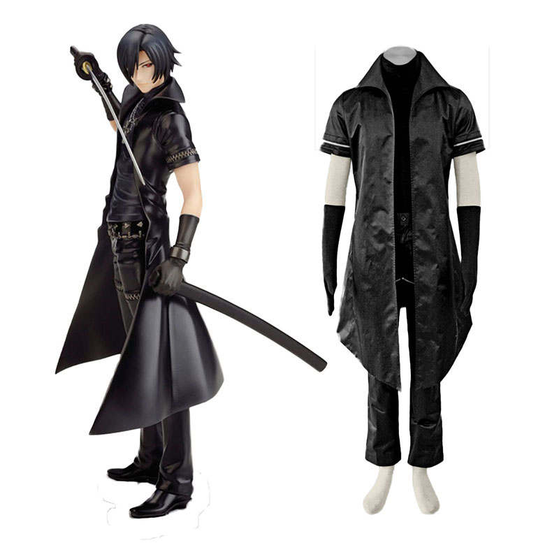 Togainu No Chi Shiki Anime Cosplay Costumes Outfit