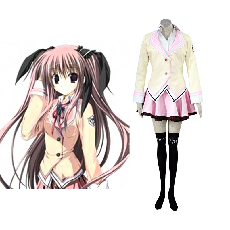 Supreme Candy School Female Uniformes Anime Cosplay Costumes Outfit