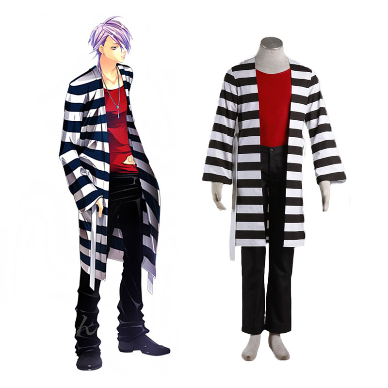Lucky Dog1 Giulio·Di·Bondone Anime Cosplay Costumes Outfit