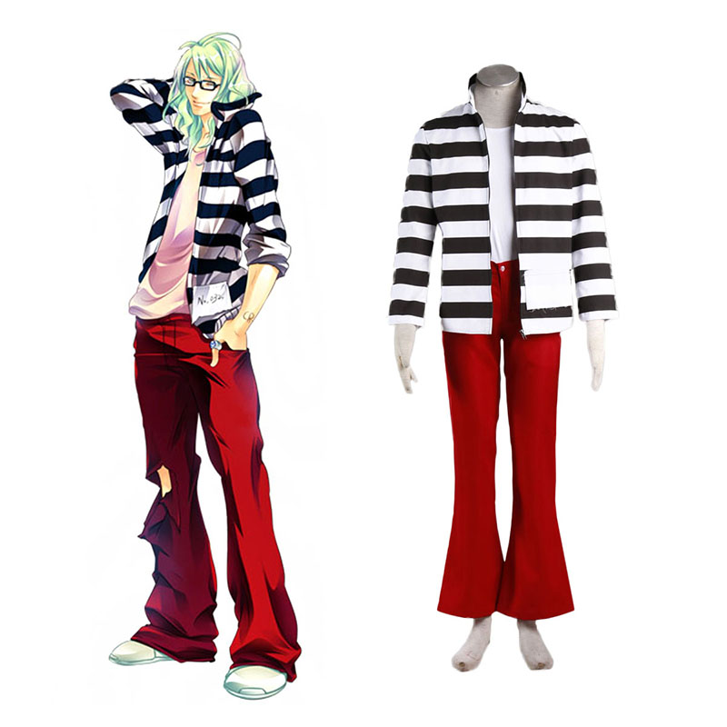 Lucky Dog1 Bernardo·Ortolani Anime Cosplay Costumes Outfit