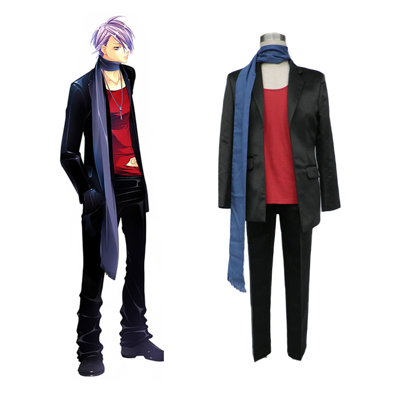 Lucky Dog1 Giulio·Di·Bondone 2 Anime Cosplay Costumes Outfit