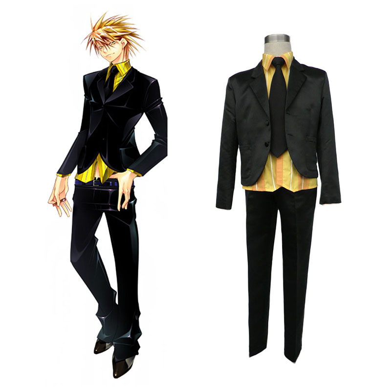 Lucky Dog1 Gian·Carlo 2 Anime Cosplay Costumes Outfit