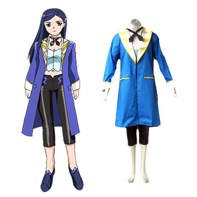 My-Otome Natsuki Kruger Anime Cosplay Costumes Outfit