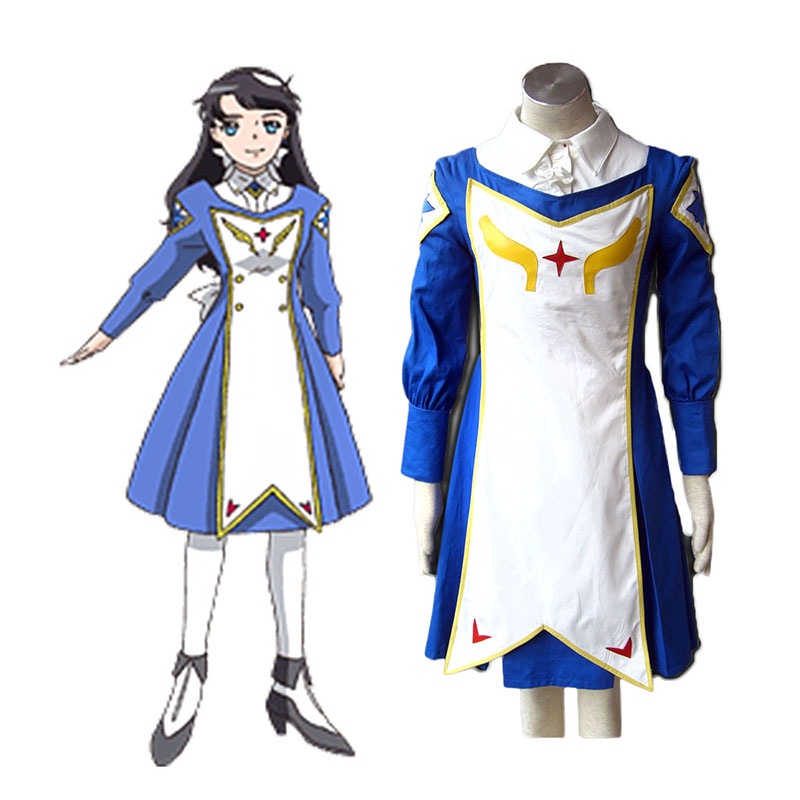 My-Otome Rena Sayers Anime Cosplay Costumes Outfit