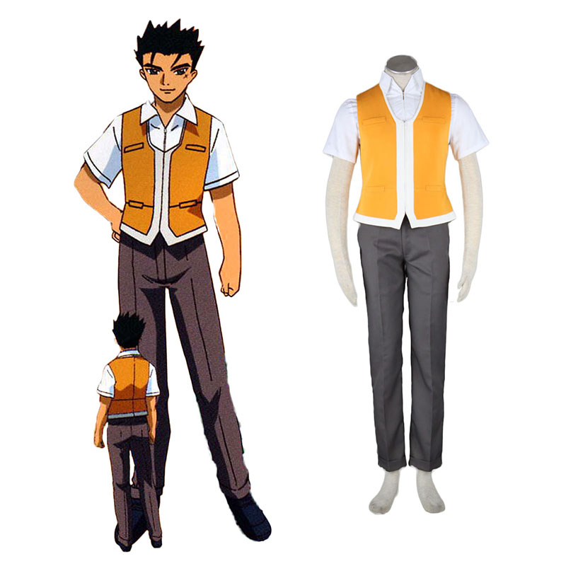 My-HiME Male School Uniforms Anime Cosplay Costumes Outfit