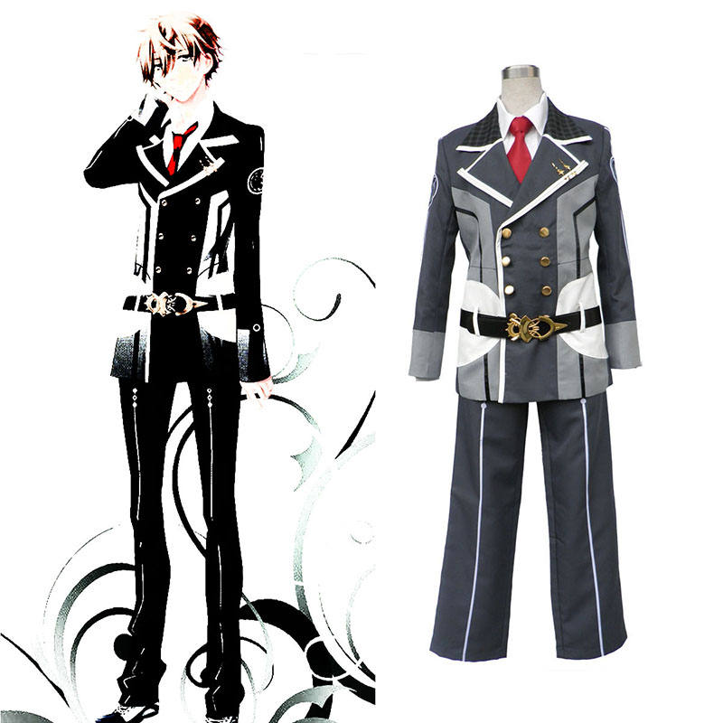 Starry Sky Male Winter School Uniform 1 Anime Cosplay Costumes Outfit