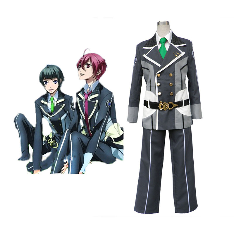 Starry Sky Male Winter School Uniform 2 Anime Cosplay Costumes Outfit