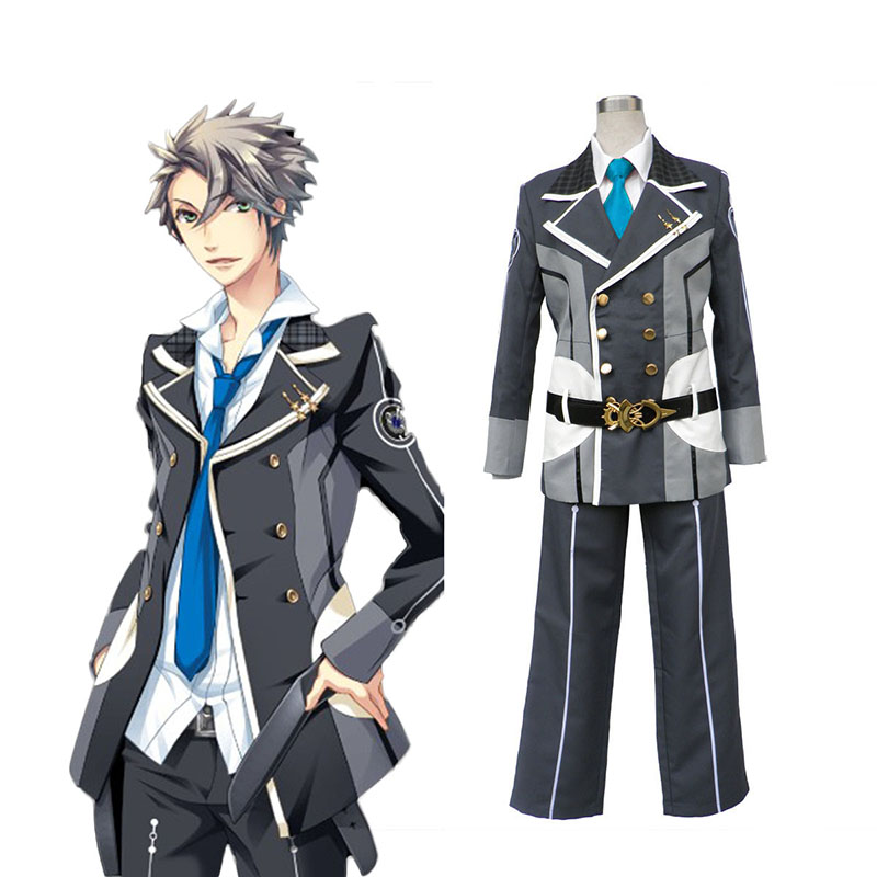 Starry Sky Male Winter School Uniform 3 Anime Cosplay Costumes Outfit
