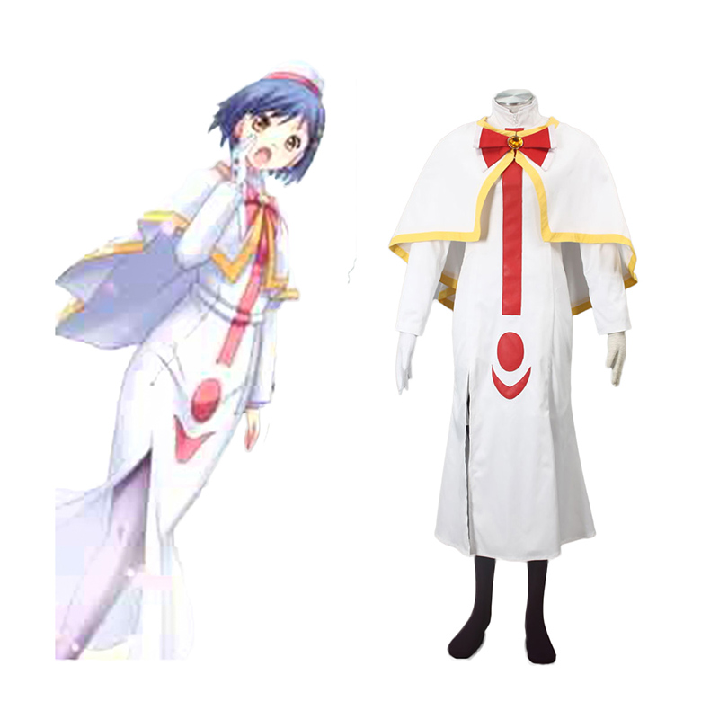 Aria Aika·S·Granzchesta 2 Anime Cosplay Costumes Outfit