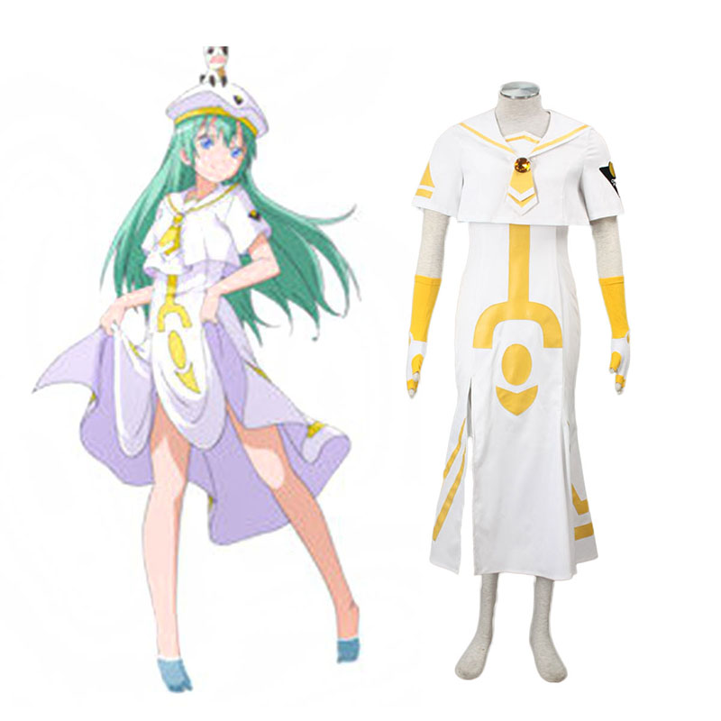 Aria Alice Carroll 1 Anime Cosplay Costumes Outfit