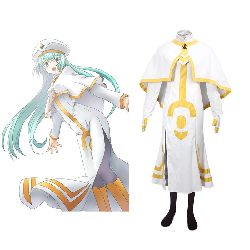 Aria Alice Carroll 2 Anime Cosplay Costumes Outfit