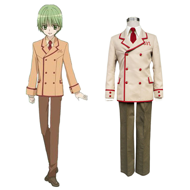 Yumeiro Patissiere Male School Uniforms Anime Cosplay Costumes Outfit