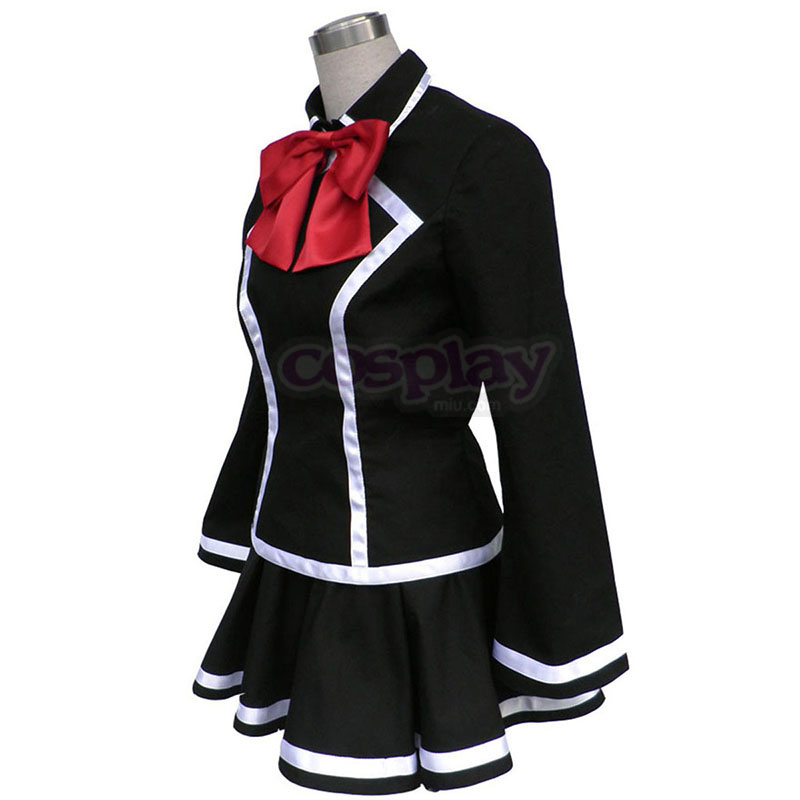 Quiz Magic Academy Female Uniforms 1 Anime Cosplay Costumes