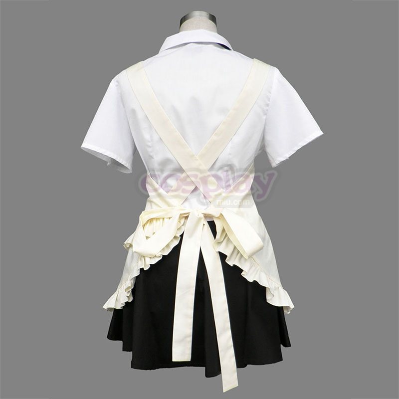 Working!! Wagnaria Female Uniform Anime Cosplay Costumes Outfit