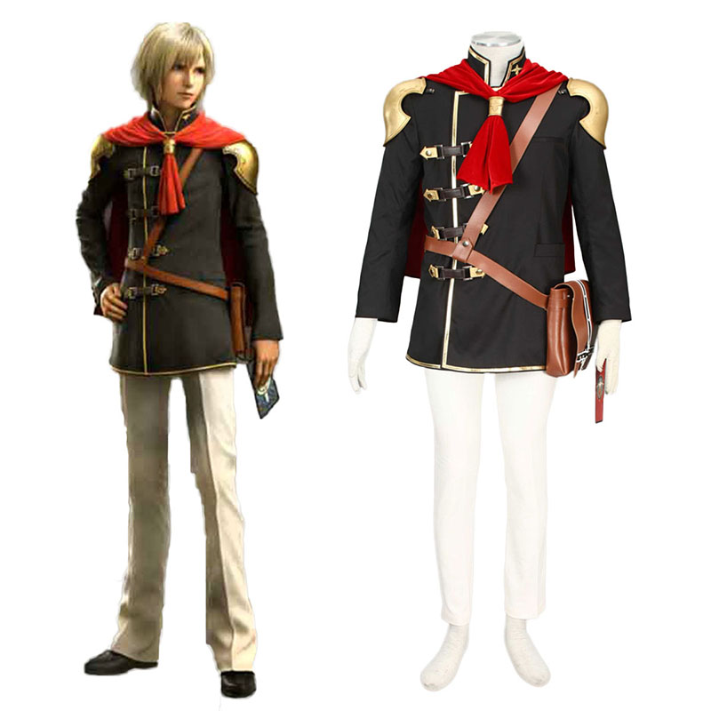 Final Fantasy Type-0 Ace 1 Anime Cosplay Costumes Outfit