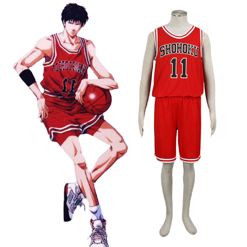 Cheap Slam Dunk Cosplay Costumes For Sale
