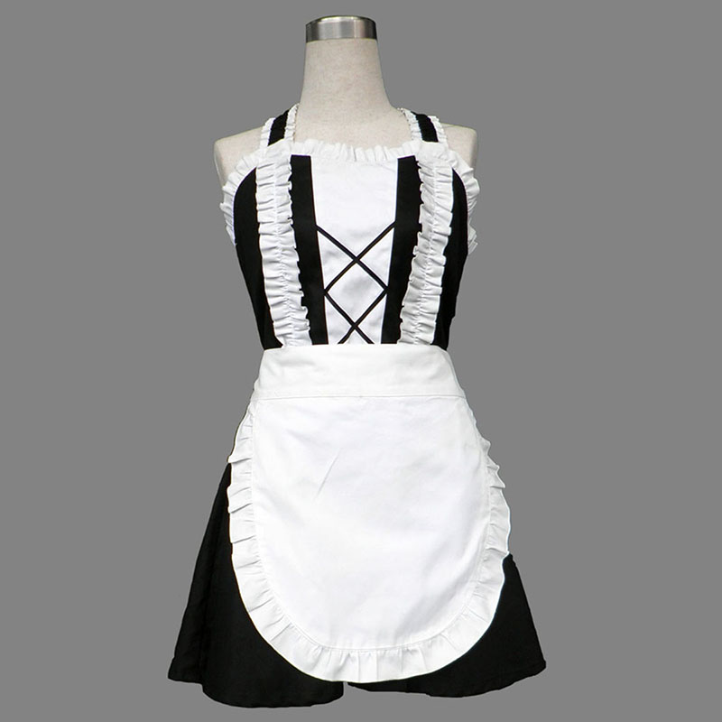 Maid Uniform 3 Devil Attraction Anime Cosplay Costumes Outfit