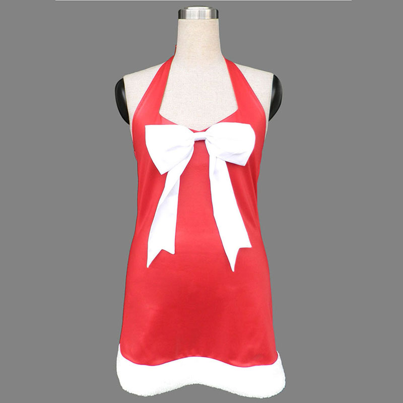 Christmas Lady Dress 1 Anime Cosplay Costumes Outfit