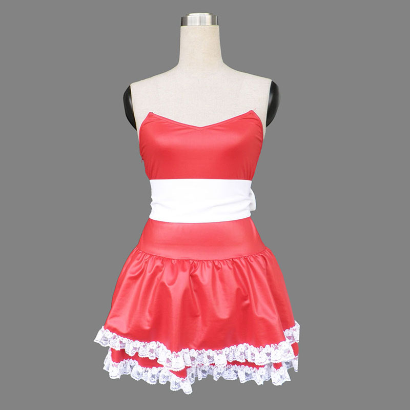 Christmas Bunny Rabbit Lady Dress 1 Anime Cosplay Costumes Outfit