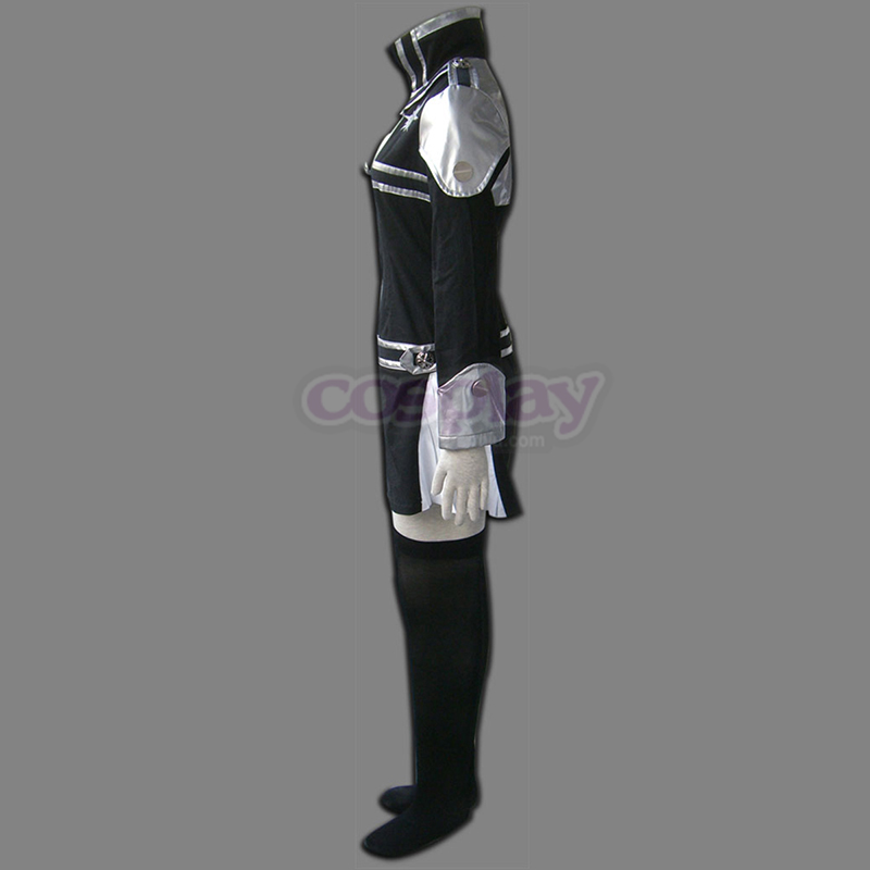 D.Gray-man Lenalee Lee 1 Anime Cosplay Costumes Outfit