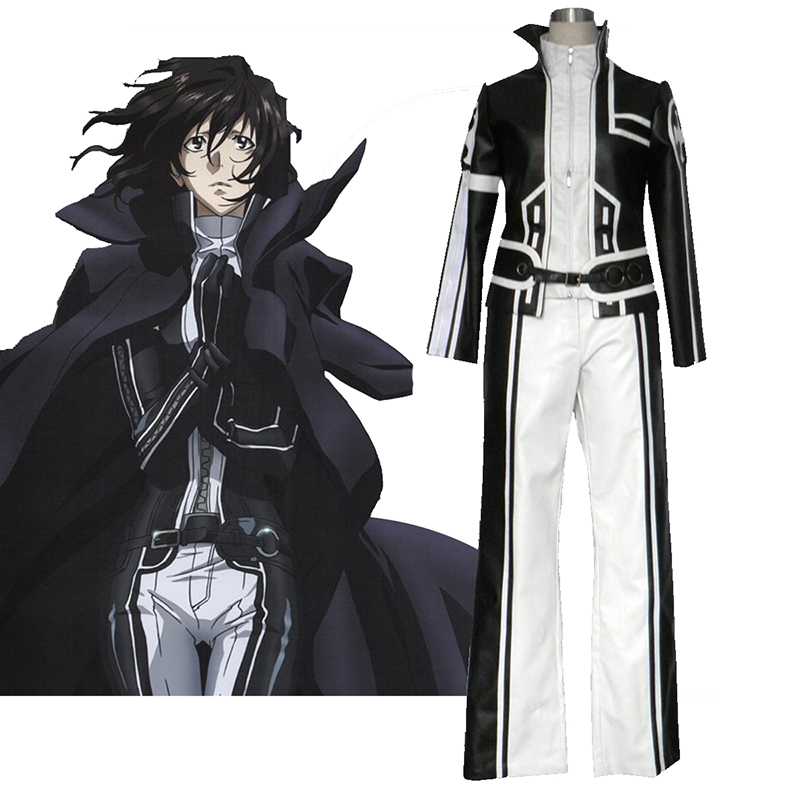 D.Gray-man Miranda Lotto 2 Anime Cosplay Costumes Outfit