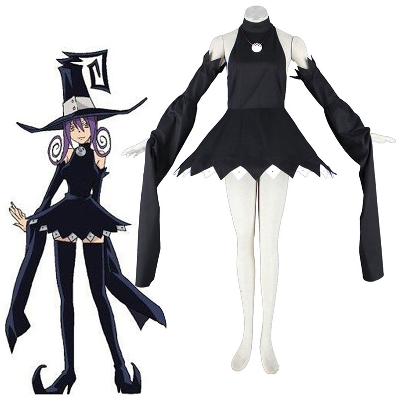 Soul Eater Blair 1 Anime Cosplay Costumes Outfit