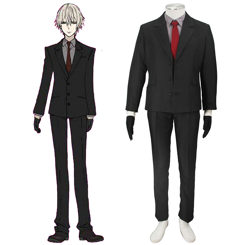 Inu x Boku SS Miketsukami Soushi 1 Anime Cosplay Costumes Outfit