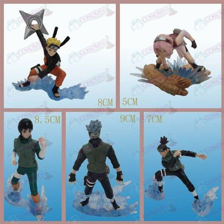Naruto Generation 5 models A9 small hands to do