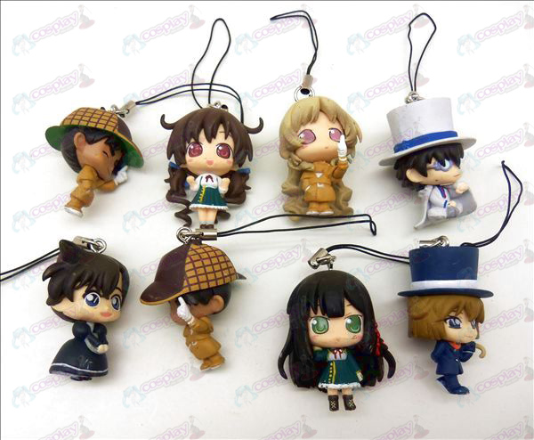 Genuine Conan doll machine rope (4cm)