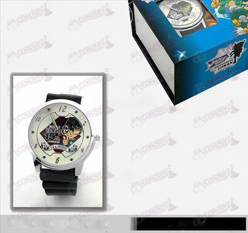 Detective Conan Accessories logo lines color watches