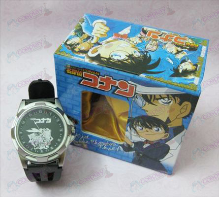 Mark the 15th anniversary of Conan Watch - Black