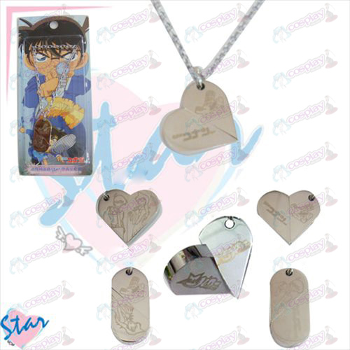 Changes in heart-shaped necklace Conan