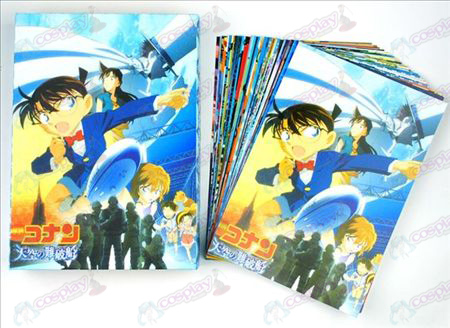 Conan Postcard + Card A