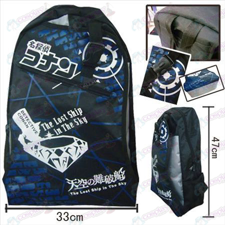 37-88 Backpack # 09 # Detective Conan Accessories # 1102