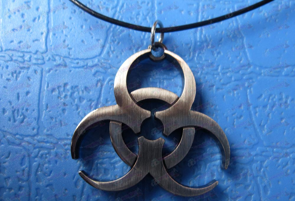 Conan 14 anniversary of the biochemical markers necklace
