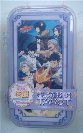 Reborn! Accessories Tarot D