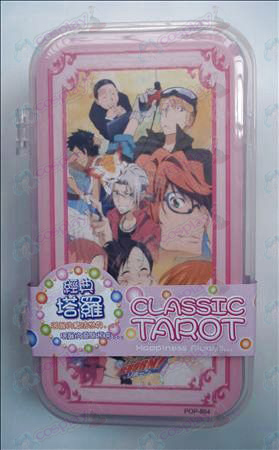 Reborn! Accessories Tarot B