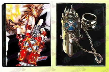 Reborn! Accessories A Gang finger A