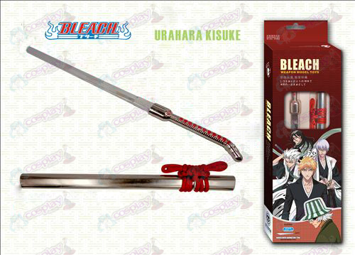 Bleach Accessories Knife 24cm Red Kyi Hardcover