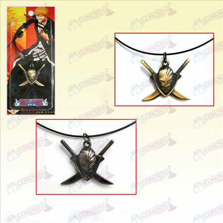 Bleach Accessories Masks pole steel chain (two colors)