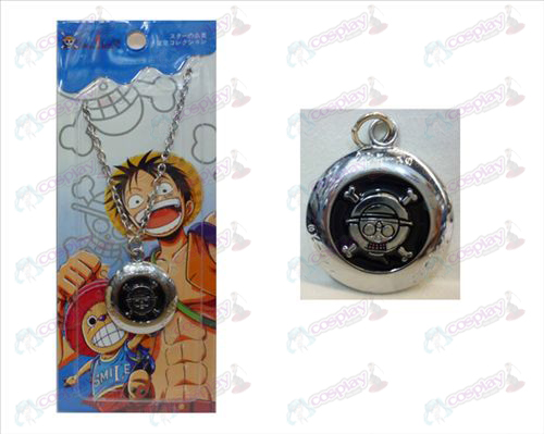 One Piece Accessories circular mark 0 word chain