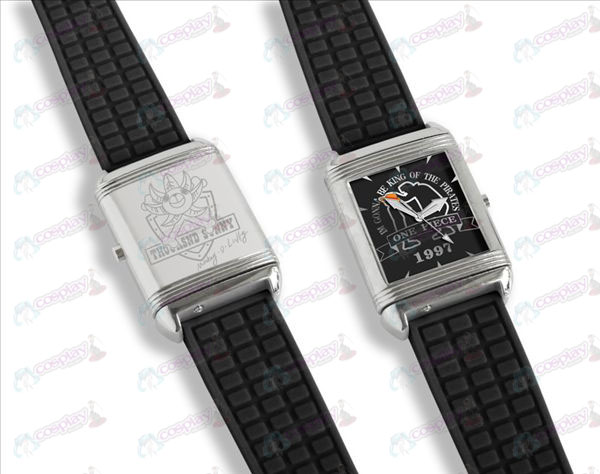 Dual literally flip watches (ONE P)