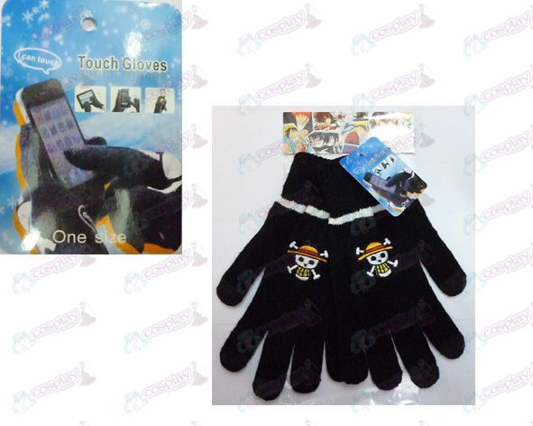 Touch Gloves One Piece Accessories logo