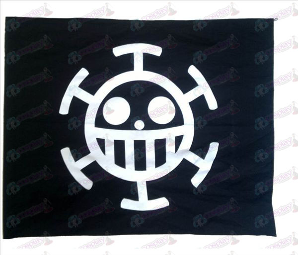 One Piece Accessories pirate flag